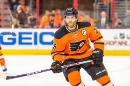 NHL: NOV 27 Predators at Flyers
