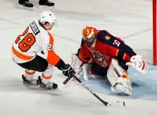 Philadelphia Flyers v Florida Panthers