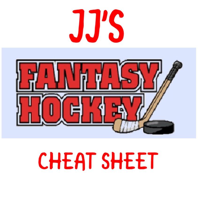 NHL Fantasy hockey
