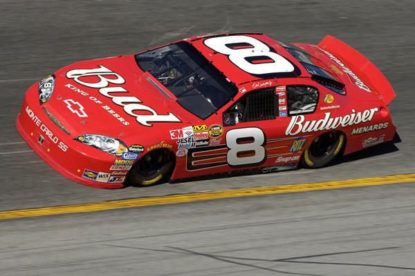 06 NASCAR Nextel Cup #8 Budweiser Monte Carlo SS-Dale Earnhardt Jr.