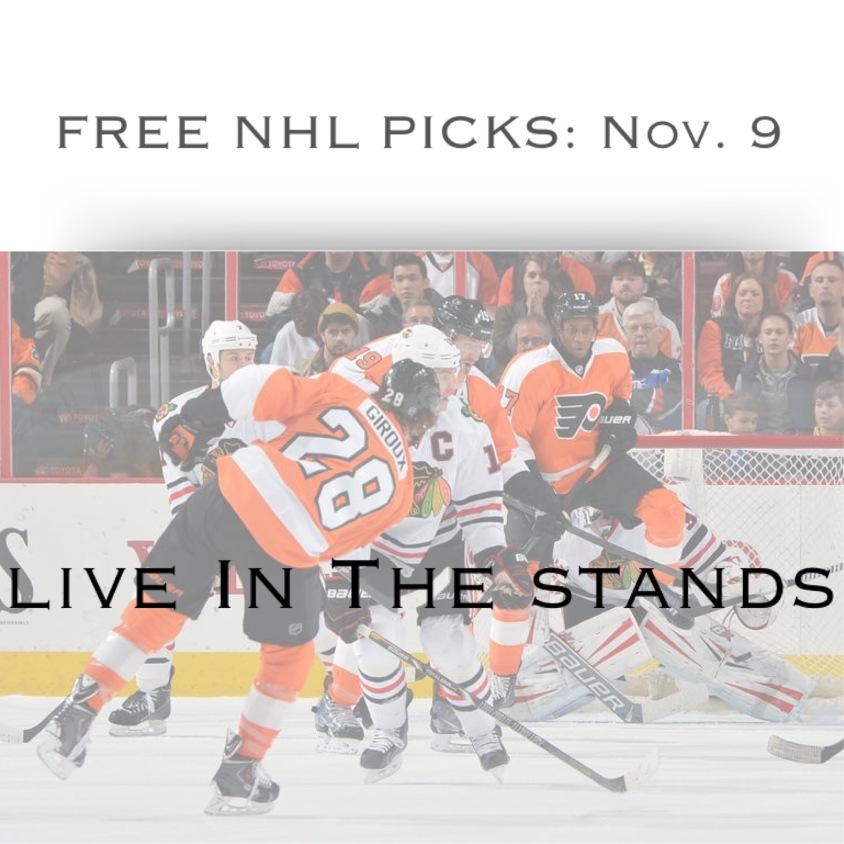 NHL picks