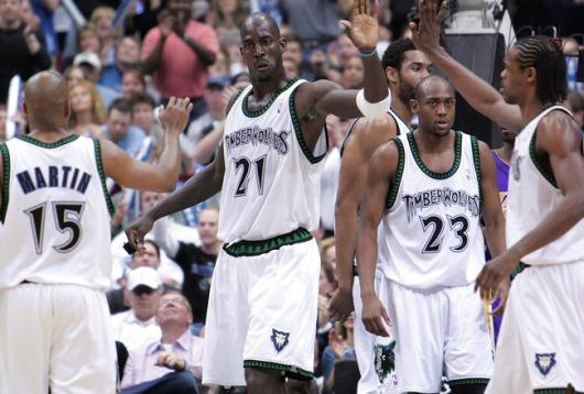 T-Wolves 2004