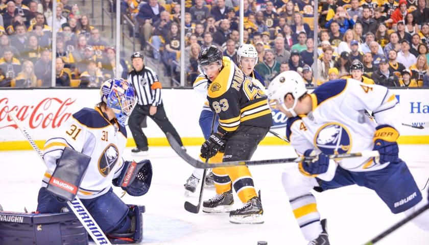 FREE NHL Pick: Boston Bruins vs Buffalo Sabres, 12/19/17