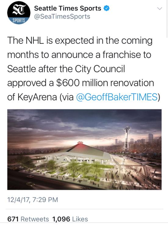 Seattle Key Arena