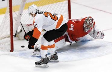 Philadelphia Flyers vs Detroit Red Wings NBCSN