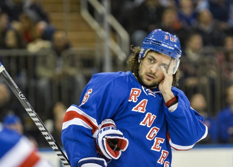 New York Rangers news