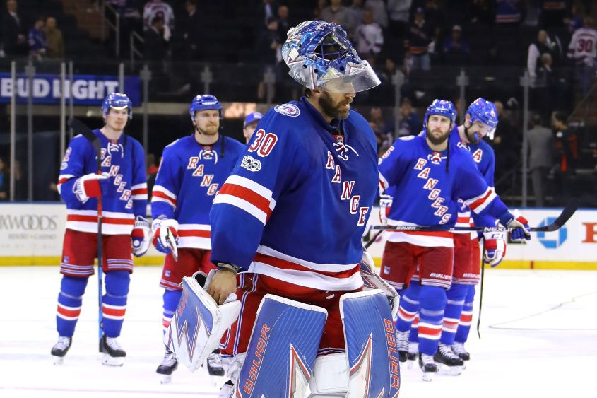 NHL New York Rangers