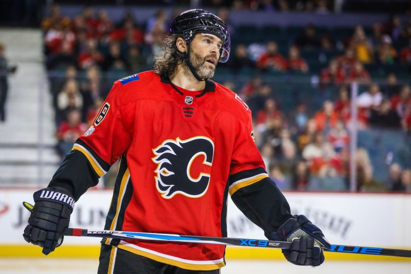 NHL News Jaromir Jagr