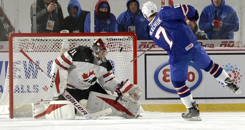 2018 NHL Draft Profiles  Brady Tkachuk – LIVE In The Stands d1da6aeee