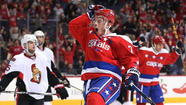 NHL Norris Trophy Finalist