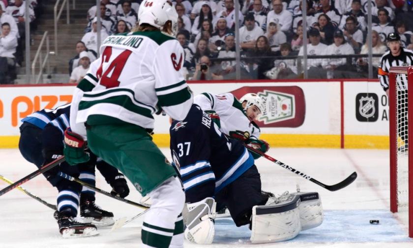 NHL Stanley Cup Playoffs recap
