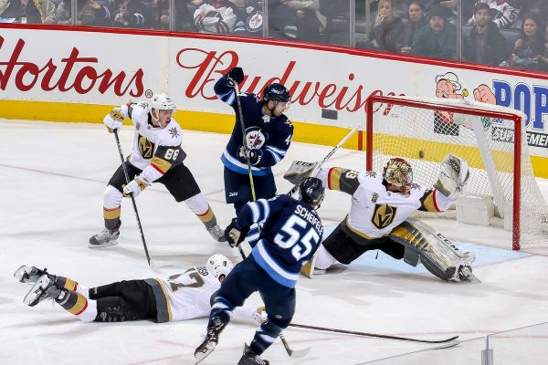 NHL Stanley Cup Playoffs: Western Conference Finals: