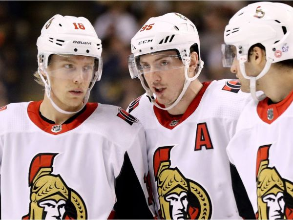 NHL Ottawa Senators