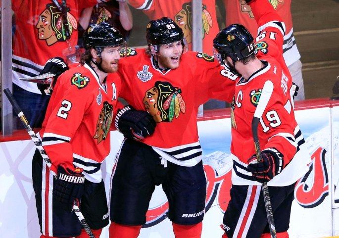 NHL Chicago Blachawks