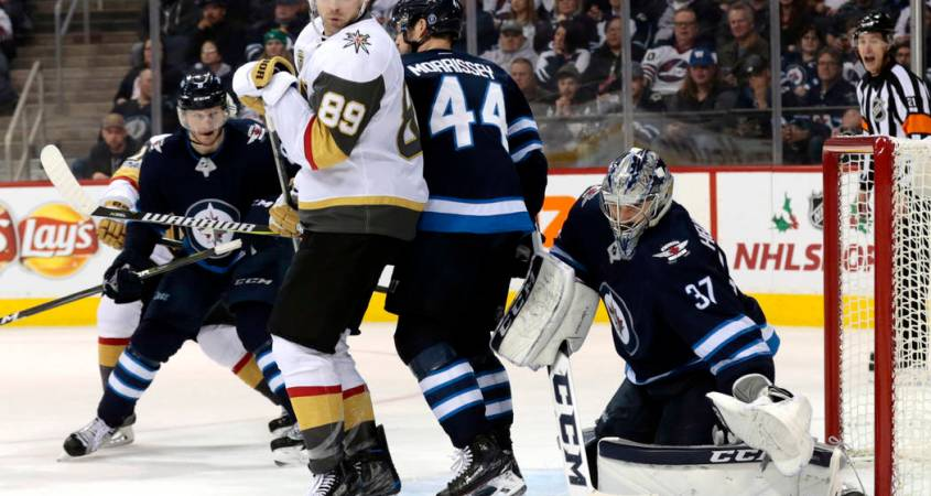 NHL Stanley Cup Playoffs 2018