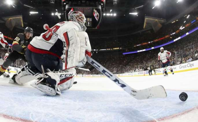 NHL Stanley Cup Final 2018