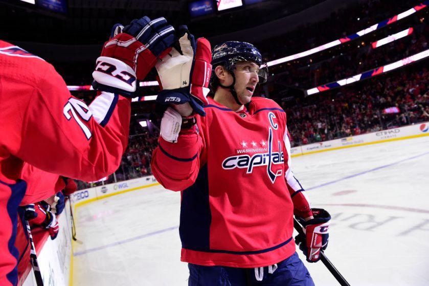 NHL Fantasy Hockey top-50 Frowards