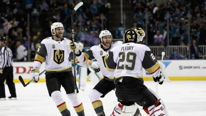 Vegas Goldlen Knighs 2018 offseason