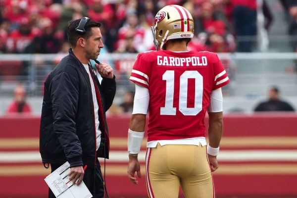 Jimmy Garoppolo NFL News