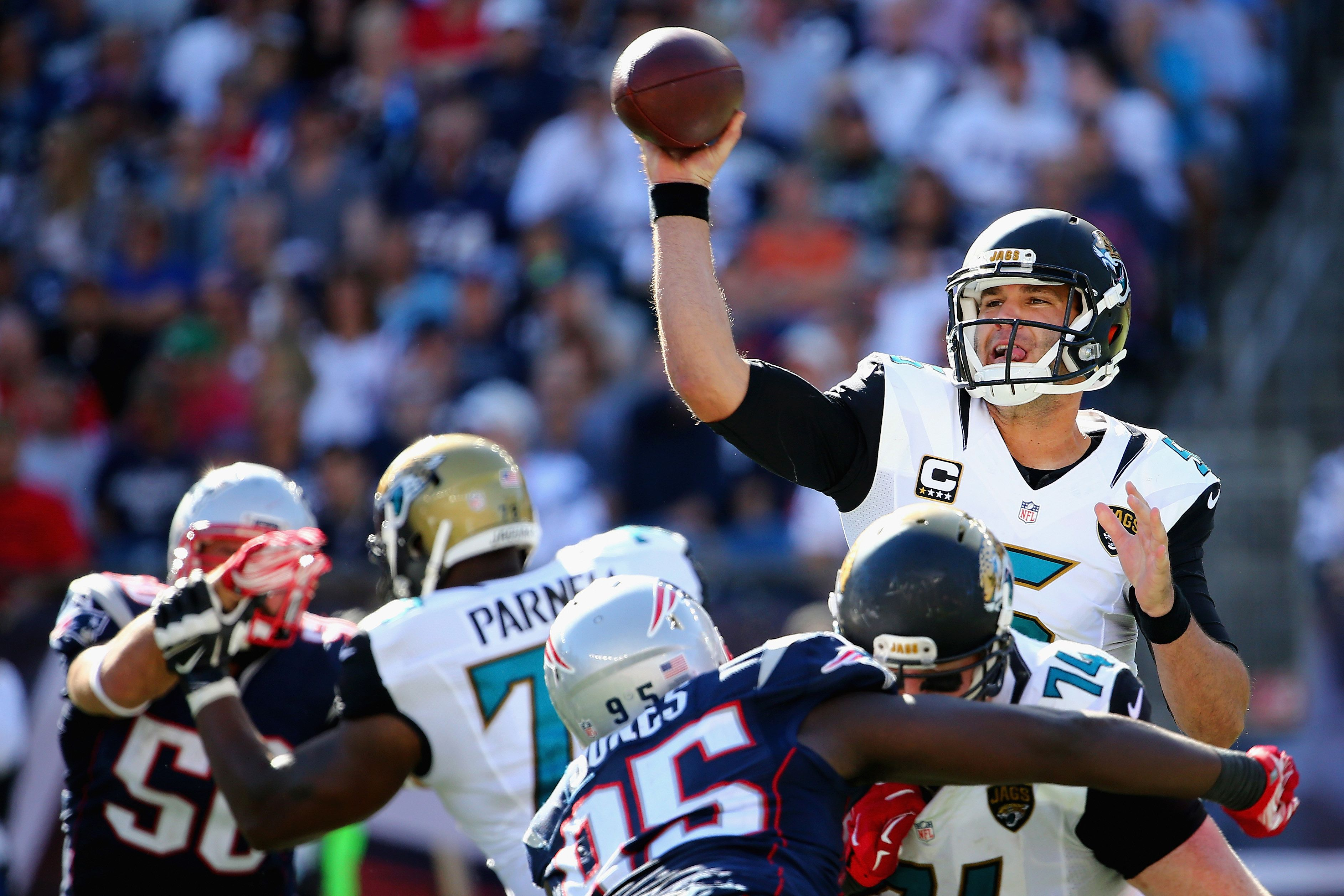 New England Patriots vs Jackonsville Jaguars Week 2