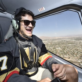 Max Pacioretty Vegas Golden Knights