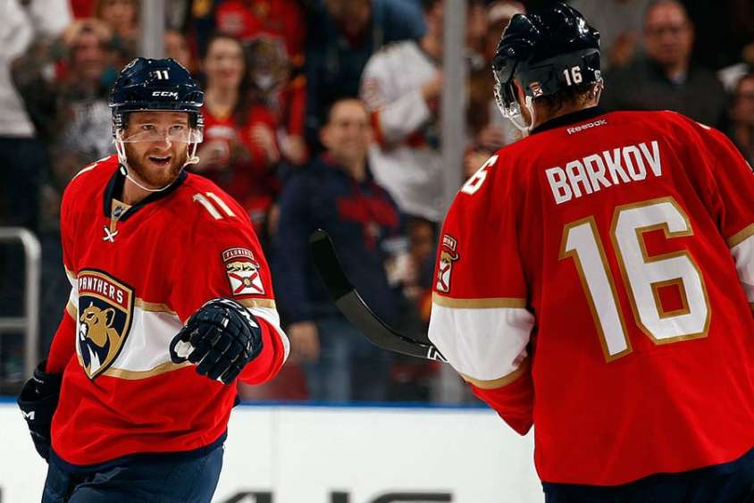 Florida Panthers 18-19