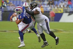 NFL: Buffalo Bills at Baltimore Ravens