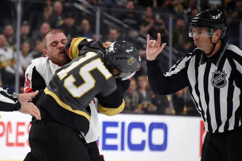 Mark Borowiecki Suspension