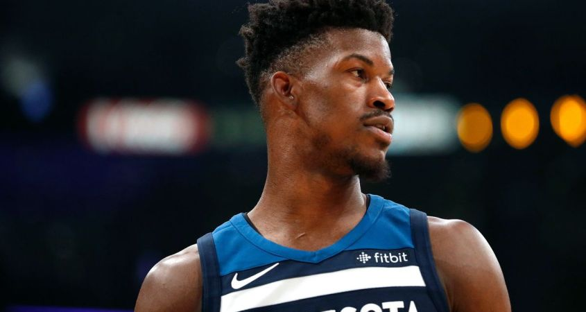New 76er Jimmy Butler