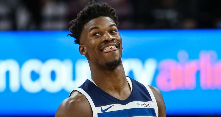 4x All Star Jimmy Butler