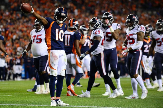 Houston Texans v Denver Broncos WEEK 9