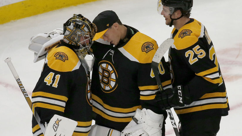 Boston Bruins mid-season preview 2018