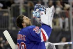 Henrik Lundqvist earns 437th win vs Vancouver