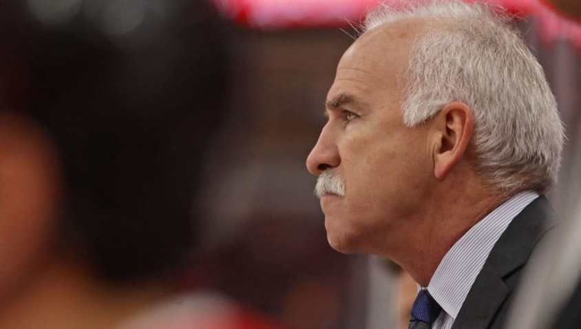 Chicago Blackhawks fire Joel Quenneville