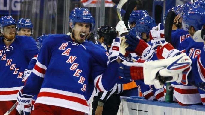 New York Rangers game recap