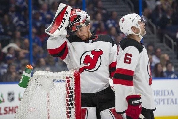 New Jersey Devils 2018-19 slow start