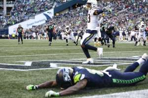 Seattle Seahawks vs LA Chargers week 9
