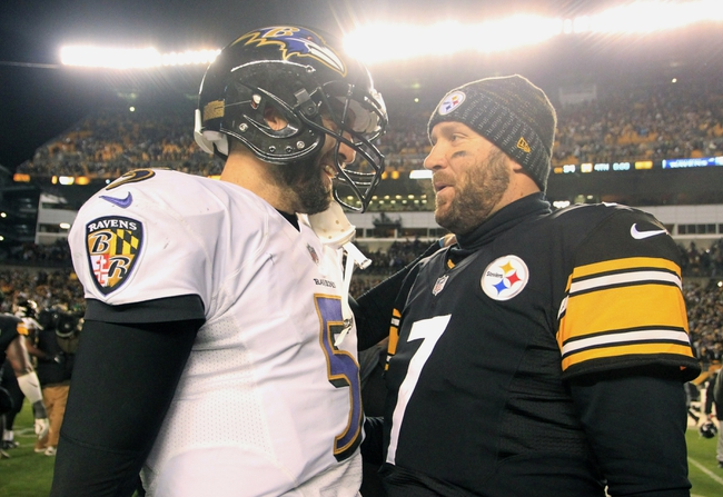 NFL WEEK 9 Steelers vs Ravens