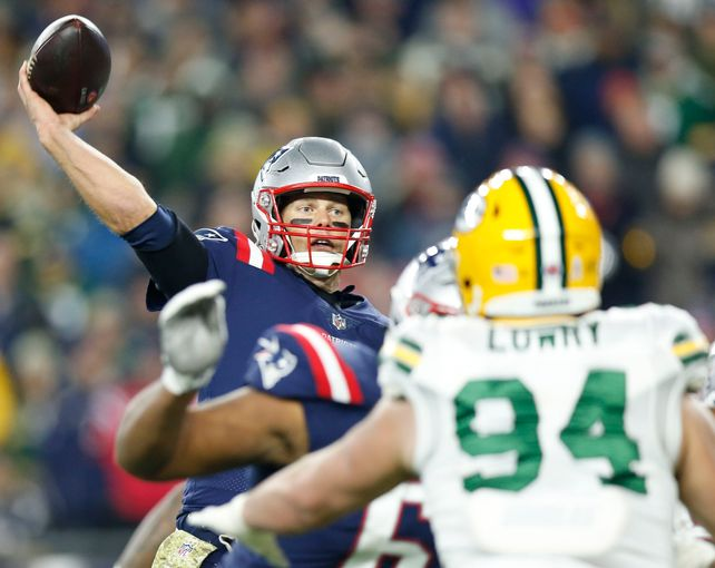 New England Patriots week 9 recap