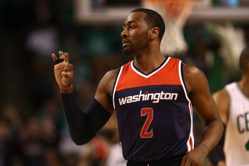 Washington Wizards Point Guard John Wall