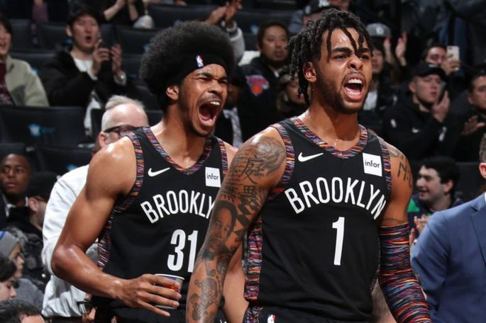 Brooklyn Nets Team
