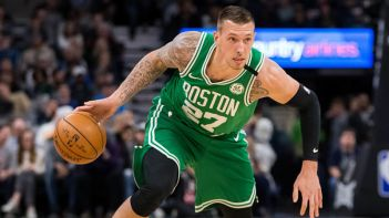NBA: Boston Celtics at Minnesota Timberwolves