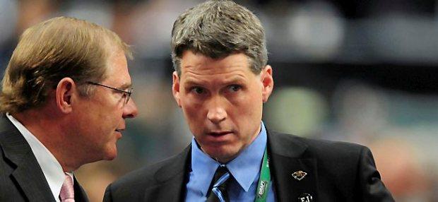 Chuck Fletcher Philadelphia Flyers General Manager