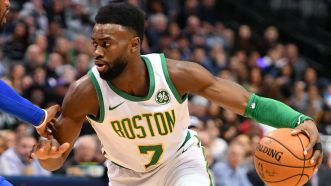 NBA: Boston Celtics at Dallas Mavericks