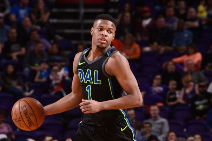 Dennis Smith Jr. rumored to be traded