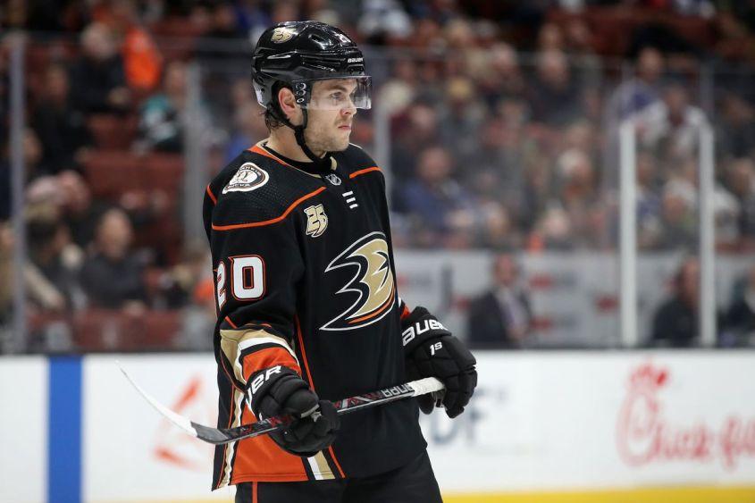 Anaheim Ducks Trades