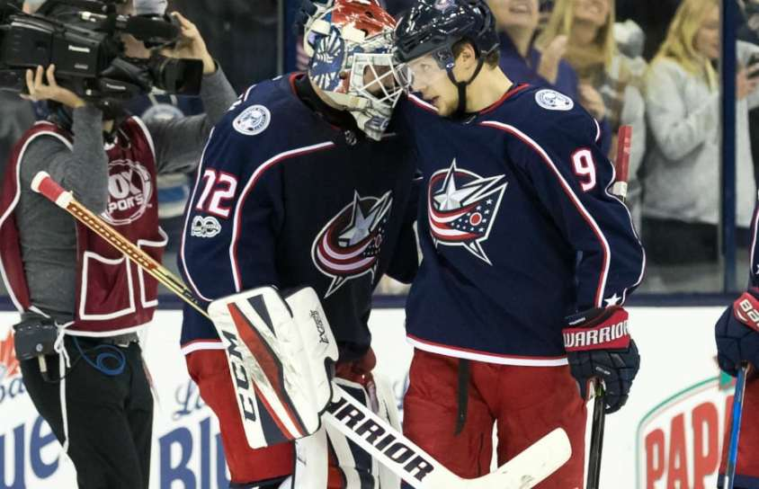 NHL Trade Rumors; Columbus Blue Jackets
