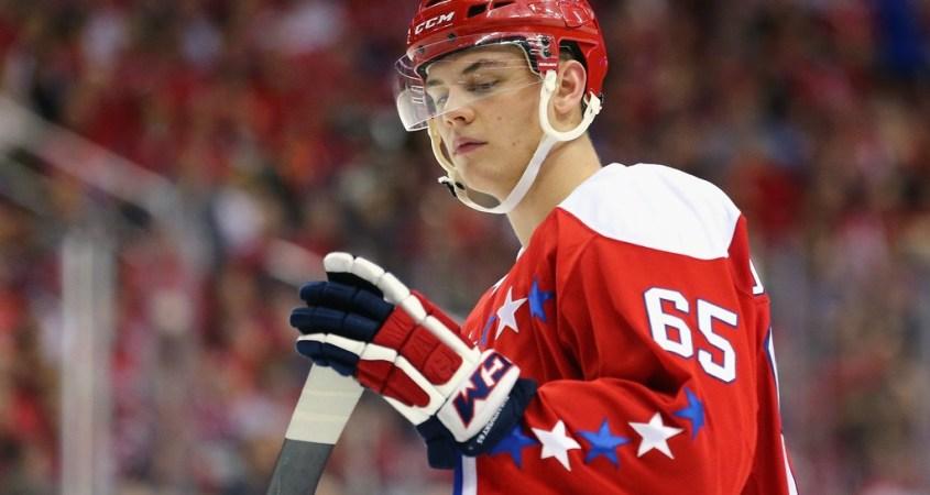 Andre Burakovsky Trade Rumors