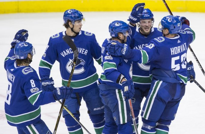 Vancouver Canucks Western Conference Wild Card Spot