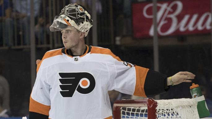 Philadelphia Flyers 5-game win streak
